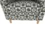 Kép 14/16 - CHARLOT Fotel,  patchwork N1