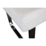 Kép 7/15 - BRAND Lóca,  fehér/krómozott