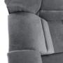 Kép 32/32 - SANTIAGO Szövet ülőgarnitúra ágyfunkcióval és ágyneműtartóval,bal oldali kivitel