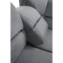 Kép 32/32 - SANTIAGO Kinyitható ülőgarnitúra - szürke szövet,  jobbos
