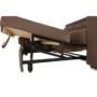 Kép 9/29 - CHRIS Sarok ülőgarnitúra,  barna / bézs