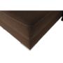 Kép 16/29 - CHRIS Sarok ülőgarnitúra,  barna / bézs