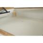 Kép 18/22 - VACO Ülőgarnitúra - sarok - kinyitható - J változat,  bőr + műbőr karamell