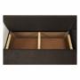 Kép 16/23 - OXFORD Sarokülőgarnitúra,  fehér textilbőr/szürke szövet