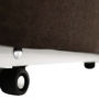 Kép 8/21 - KENY Fotel ágyfunkcióval és ágyneműtartóval,  barna/minta Paris 3