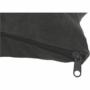 Kép 14/27 - KASTOR U alakú ülőgarnitúra - textilbőr fehér/ szövet szürke / pasztell rózsaszín,  bal oldali kivietl