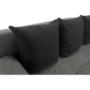 Kép 14/24 - MEXX Sarokülőgarnitúra - jobbos kivitel,  szürke/fekete
