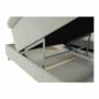 Kép 28/28 - BUTON Kinyitható ülőgarnitúra,  anyag világosszürke bal [R]