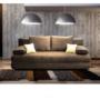 Kép 5/23 - Aria CLIV kanapé,  ágyfunkcióval és ágyneműtartóval [03 capuccino/bézs]