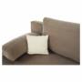 Kép 6/23 - Aria CLIV kanapé,  ágyfunkcióval és ágyneműtartóval [03 capuccino/bézs]