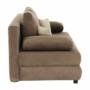 Kép 10/23 - Aria CLIV kanapé,  ágyfunkcióval és ágyneműtartóval [03 capuccino/bézs]