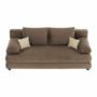 Kép 20/23 - Aria CLIV kanapé,  ágyfunkcióval és ágyneműtartóval [03 capuccino/bézs]