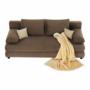 Kép 21/23 - Aria CLIV kanapé,  ágyfunkcióval és ágyneműtartóval [03 capuccino/bézs]