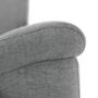 Kép 11/27 - BITER U alakú ülőgarnitúra -  szürke anyag,  jobb [U]