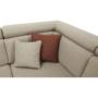 Kép 14/29 - MARIETA Luxus ülőgarnitúra - bézs/téglaszín,  jobbos kivitel [U]