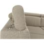 Kép 20/29 - MARIETA Luxus ülőgarnitúra - balos kivitelben,  bézs/téglaszín [U]