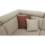 Kép 25/29 - MARIETA Luxus ülőgarnitúra - balos kivitelben,  bézs/téglaszín [U]