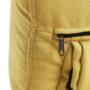 Kép 13/34 - MARIETA Luxus ülőgarnitúra - jobbos kivitel,  sárga/barna párnák [U]