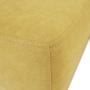 Kép 20/34 - MARIETA Luxus ülőgarnitúra - jobbos kivitel,  sárga/barna párnák [U]