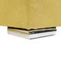 Kép 21/34 - MARIETA Luxus ülőgarnitúra - jobbos kivitel,  sárga/barna párnák [U]