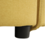 Kép 22/34 - MARIETA Luxus ülőgarnitúra - jobbos kivitel,  sárga/barna párnák [U]