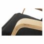 Kép 18/21 - SIVERT Hintaszék - nyírfa natural,  szürke szövet