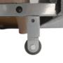 Kép 14/32 - LEGAS Sarokülőgarnitúra ágyfunkcióval - szürke,  jobbos