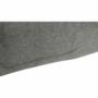 Kép 11/25 - ALMA Elegáns szövetborítású U-alakú sarokülőgarnitúra,  jobb oldali kivitel,fekete textilbőr