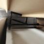 Kép 15/31 - BORN Szövetborítású luxus ülőgarnitúra - állítható fejtámlákkal - balos,  szövet Cablo 14 szürke
