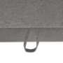 Kép 16/31 - BORN Szövetborítású luxus ülőgarnitúra - állítható fejtámlákkal - balos,  szövet Cablo 14 szürke