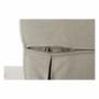 Kép 30/30 -  Szövetborítású sarokgarnitúra - ágyfunkcióval - ágyneműtartóval - állítható fejtámlával - jobbos kivitel,  Soro 21 taupe szürkésbézs [FABIA]