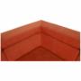 Kép 10/35 - LEGAS Szövetborítású sarokgarnitúra - ágyfunkcióval - ágyneműtartóval - állítható fejtámlával - jobbos kivitel,  Orinoco 51 terrakotta