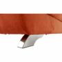 Kép 14/35 - LEGAS Szövetborítású sarokgarnitúra - ágyfunkcióval - ágyneműtartóval - állítható fejtámlával - jobbos kivitel,  Orinoco 51 terrakotta