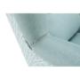Kép 17/17 - BELEK Dizájnos fotel,  szövet mentol/minta