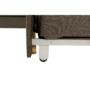 Kép 26/26 - SEGORIA Ülőgarnitúra - szövet szürke-barna Taupe,  balos [LUX]