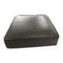 Kép 4/20 - KUMON Dizájnos fotel,  ezüst-szürke/ezüst