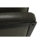 Kép 5/20 - KUMON Dizájnos fotel,  ezüst-szürke/ezüst