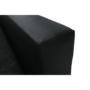 Kép 8/29 - TONIKS Ülőgarnitúra,  fekete/fekete melír