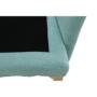 Kép 12/26 - ZANDER Fotel lábtartóval,  mentol/természetes