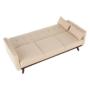 Kép 47/51 - ARKADIA kinyitható kanapé,  bézs