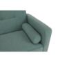 Kép 13/14 - OTISA Kinyitható kanapé,  zöld-mentol szövet