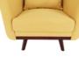 Kép 9/19 - ARKADIA kinyitható fotel,  mustár