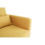 Kép 10/19 - ARKADIA kinyitható fotel,  mustár