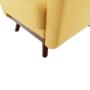 Kép 11/19 - ARKADIA kinyitható fotel,  mustár