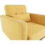 Kép 13/19 - ARKADIA kinyitható fotel,  mustár