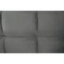 Kép 10/22 - KAPRERA Kinyitható kanapé,  világosszürke bársony/bükk