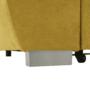 Kép 4/24 - EVANGELIN Ülőgarnitúra - mustár,  jobbos