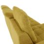 Kép 3/22 - EVANGELIN Ülőgarnitúra - mustár,  balos