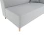 Kép 13/22 - BROKEN kanapé - szürke,  jobbos