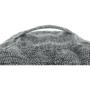 Kép 3/23 - Hanord Ülő tasak-pufó,,  fekete / fehér